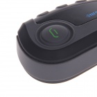 1200M 5-Rider Motorcycle Helmet Intercom Bluetooth Headset w/ Remote Controller / NFC Function