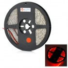 ZDM 72W 150lm 635nm 300-5050 SMD LED Red Light Strip - White (DC12V / 5m)