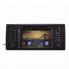 "7"" Android 4.2 Capacitive Screen Car DVD Player w/1024x600 IPS,GPS,RDS,WiFi,Radio,AUX,BT for BMW E39"