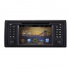"7"" Android 4.2 Capacitive Screen Car DVD Player w/1024x600 IPS,GPS,RDS,WiFi,Radio,AUX,BT for BMW E53"