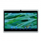 "Changhong A3000 7 ""4.2.2 Dual Core Android HONGPAD Tablet PC w / 512 Mo de RAM, 8 Go de ROM, 0,3 MP - Blanc"