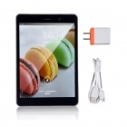 "FNF ifive mini3 3G 7.9"" IPS Quad Core Android 4.2 Tablet PC med 1GB RAM, 16GB ROM - Navy"
