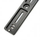 DUALANE C00807 200mm Quick Release Plate PU-200 for Benro Arca Swiss Compatible PU200 - Black
