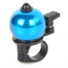 Ball Shaped Cycling Bike Bicycle Aluminum Alloy Ring Bell - Blue