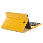 SA330F détachable Bluetooth V3.0 Clavier 59-Key w / Housse de protection PU pour 8'' Samsung TAB4 / T330
