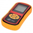 "BENETECH GM280F 2"" LCD Coating Thickness Gauge - Yellow + Red (3 x AAA)"