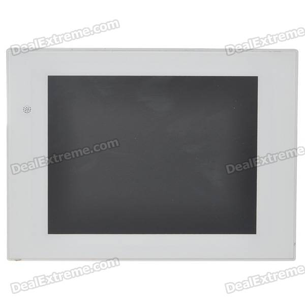 "8"" Wide Screen TFT LCD Desktop Digital Photo Frame with SD/MMC/MS/XD/USB Slots (800*600px)"