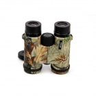 MOBO 6.5x 32mm étanche camouflage militaire Grand oculaire Jumelles - Maple Camouflage