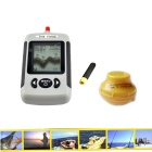 2.5'' Dot Matrix FSTN LCD 131 Feet Depth Wireless Sonar Fish Finder - Black + Grey (Russian)