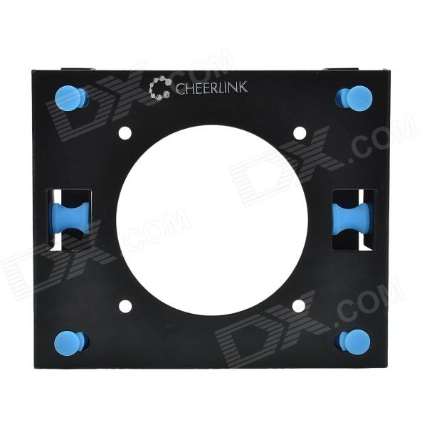 CHEERLINK Anti-Shock Stainless Steel Holder for 3.5