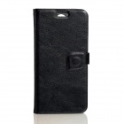JIAYU Flip Open Protective PU Leather Case Cover for G2F - Black
