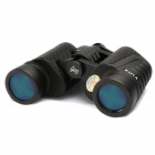 BIJIA12x45 Military Adjustable Binoculars Telescope - Black