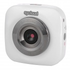 "IP-01 1/3"" CMOS 1.3MP Wireless IP Camera w/ Wi-Fi - White + Black"