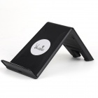 Aoluguya No.1 QI Wireless Charger w/ 3 Smart Coils for IPHONE / Android Phone / IPAD - Black
