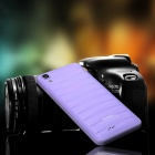DOOGEE VALENCIA DG800 Replacement Battery Back Cover Case - Purple