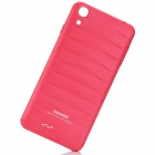 DOOGEE VALENCIA DG800 Replacement Battery Back Cover Case - Deep Pink