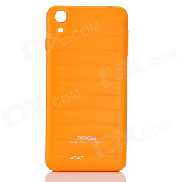 DOOGEE VALENCIA DG800 Replacement Battery Back Cover Case - Orange оправа valencia оправа valencia 32014 с6
