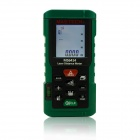 MASTECH MS6414 40m Electronic Laser Distance Meter / Rule - Black + Green
