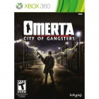 Omerta: City of Gangsters Video Game - Xbox 360