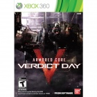 Armored Core: Verdict Day Video Game - Xbox 360