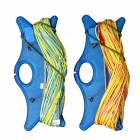 Qunlon 4-Line Flying Line Sets - Yellow + Blue + Red (20m 180 / 100kg)