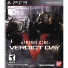 PS3 Armored Core: Verdict Day Video Game - Playstation 3