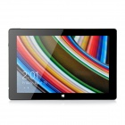 "W100 10.1"" IPS Windows 8.1 Quad-Core Tablet PC w/ 2GB RAM, 32GB ROM, GPS - Black + Dark Blue"