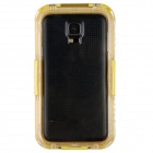 Ultra-Thin Waterproof Dirtproof Shockproof Protective Case for Samsung Galaxy S5 -Yellow
