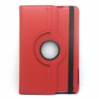 Goodlen 360 Degree Rotation Protective PU Leather Case Cover Stand w/ Auto Sleep for IPAD 2 / 3 / 4