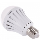 LI-CECI E27 7W 630lm 3000K 28 x SMD 2835 LED Warm White Light Lamp Bulb - (220~240V)