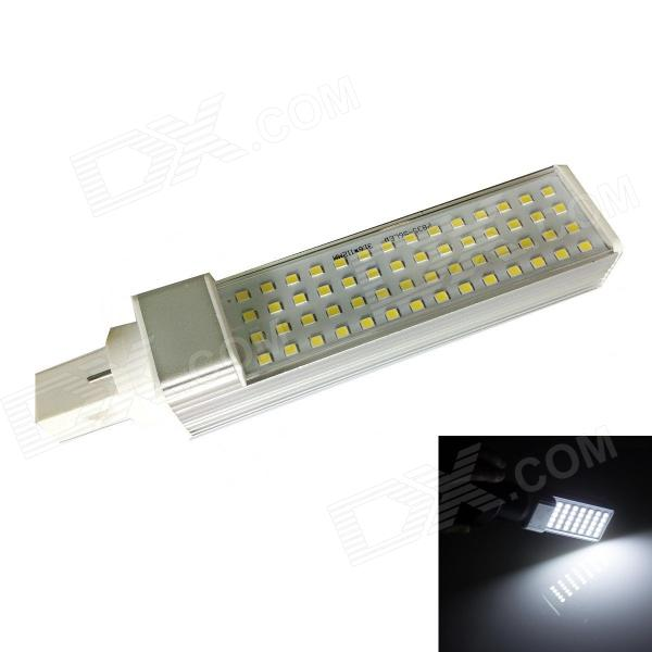 HZT-7041 G24 12W 900lm 6500K 56 x SMD 2835 LED White Light Lamp Bulb - (AC 85~265V)