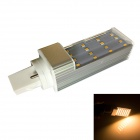 G24 3W 16-SMD 2835 LED 300lm 3200K Warm White Light LED Lamp (AC 85-265V)