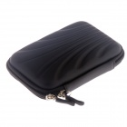 "Protetor rígido à prova de choque Bag Case for 2.5 ""HDD Hard Disk Drive - Preto"