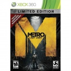 Metro: Last Light (Limited Edition) Video Game - Xbox 360