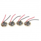 3.6V~16V 925mA Constant Current LED Driver Board for Cree and SSC LEDs (4-pack)