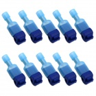 MaiTech Free Damaged Cable / Plug Quick Connector Set - Blue (10 Set)