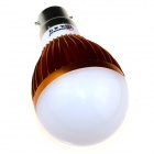 ZHISHUNJIA B22 12W 24-SMD LED 1000lm Cold White Light Bulb (85~265V)
