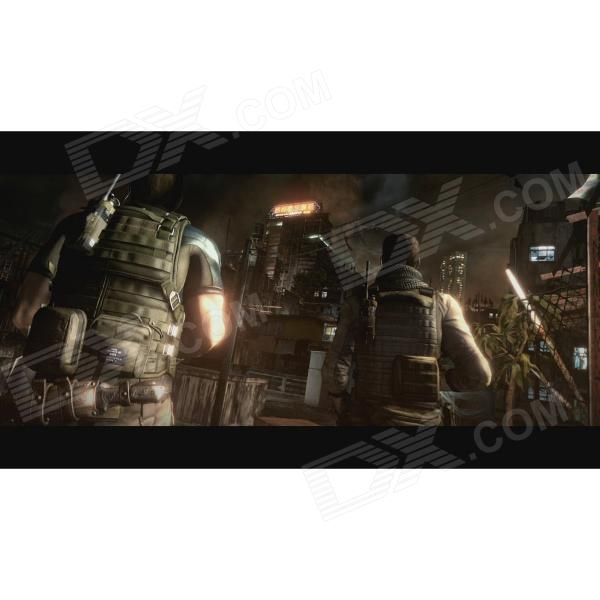 resident evil 6 ps3 720p or 1080p