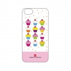 American Greetings iPhone5/5s Hard Case with screen protector - Cupcake - CA-IGAG008