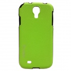 Genuine Ks idea CA-S4PTSGR Skinny Leather Case for SAMSUNG GALAXY S4 - Light Green (Made in Korea)