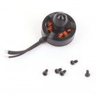 ZnDiy-BRY Brushless Motor 1804 KV2400 CW for 240 250 RC Quadcopter - Black