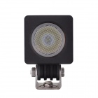 MZ 60 Degree Flood Square 10W 850lm LED Car Work Light Lamp Fog 4x4 Motorcycle Boat ATV