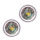 MZ 881 25W 1875lm 5-LED White Light Car Fog Light / Head Lamp / condução de Luz - (2 PCS / 12V)