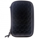 "Protective Hard Shockproof Bag Case for 2.5"" HDD Hard Disk Drive - Black"