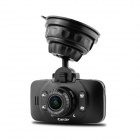 "Ambarella 2.7"" Full HD 1080P GF100 5.0 MP COMS IR Night Vision 170' Angle Car DVR - Black + Sliver"