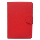 Ks idea iPad mini 1/2 protective case with Wallet and Standing function (Made in Korea) - CA-IPM2DRD