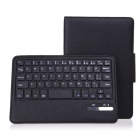 Bluetooth V3.0 59-Key Keyboard + Protective PU Leather Case Stand for Samsung Galaxy Tab 4 T230