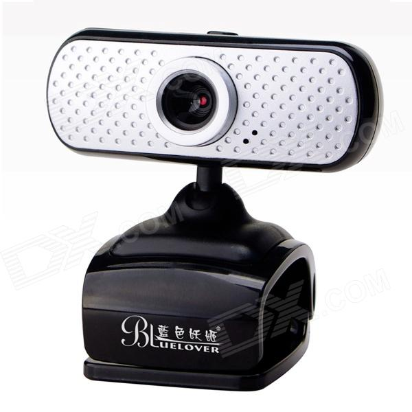 BLUELOVER T333 Drive-Free HD 9.0 MP Camera - Black