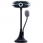 BLUELOVER A89L Drive-fri HD 9,0 MP kamera - svart