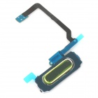 Samsung Replacement Repairing Fingerprint Identification Home Key Flex Cable for Samsung S5 - Black